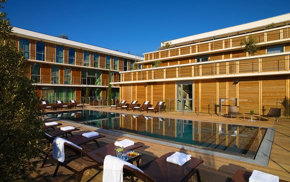 Hôtel Courtyard by Marriott Montpellier 4*