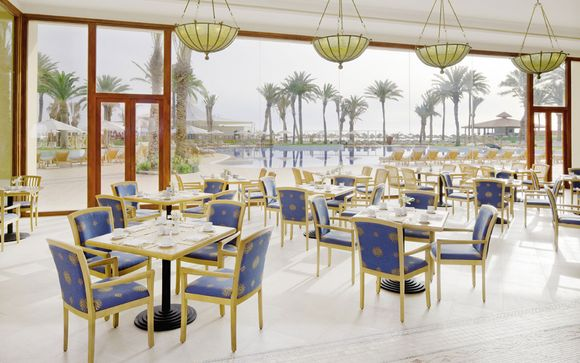 Il Mövenpick Resort & Marine spa Sousse 5*