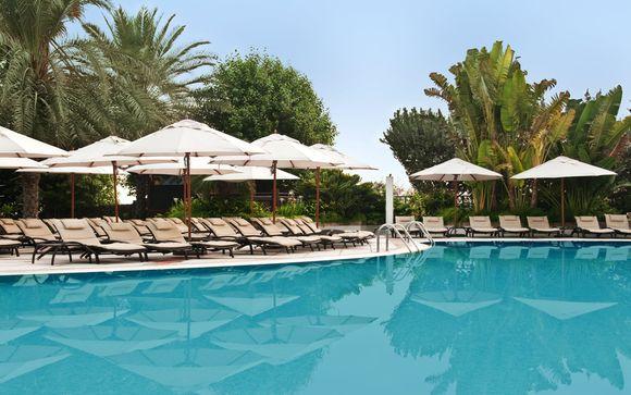 L'Hilton Dubai Jumeirah Beach 5*