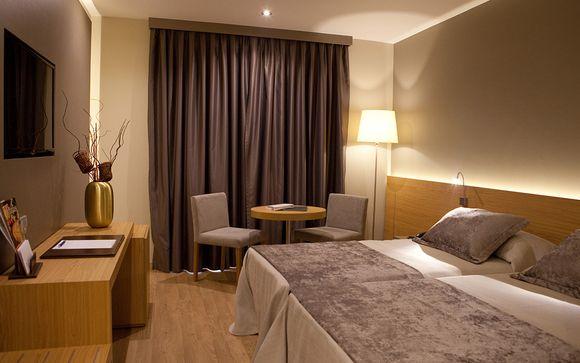 Siviglia - Hotel MA Sevilla Congresos 4 *