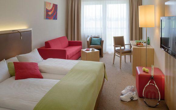 Hotel Momentum 4*