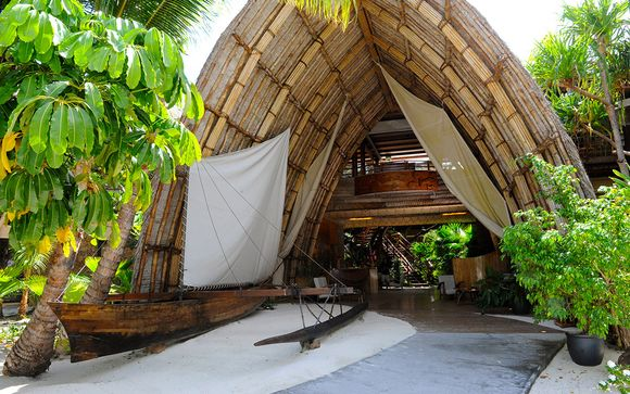 Tahaa Private Island & Spa 4*