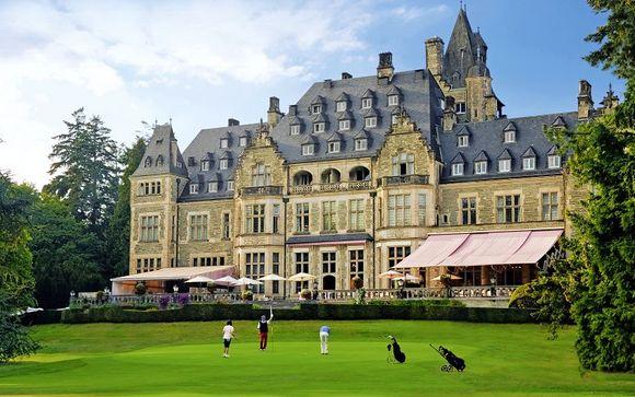 Schlosshotel Kronberg 5*