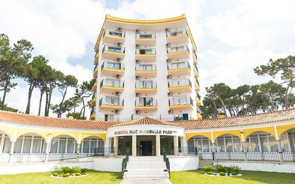 Estensione al mare presso il Roc Marbella Park Hotel 4 *