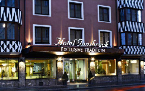 Hotel Innsbruck 4*