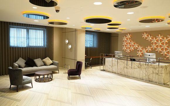 Istanbul - Hotel Fer 5*