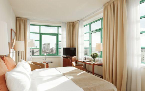 Ameron Hotel Abion Spreebogen Berlin 4*
