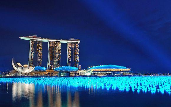 Itinerario 2 - Singapore, Minitour & soggiorno mare a Lombok