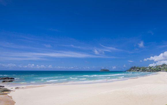 Phuket - Katathani Phuket Beach Resort 5*