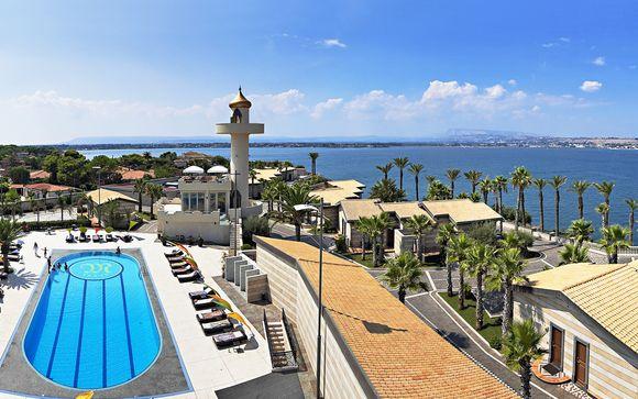 Il Grand Hotel Minareto 5*