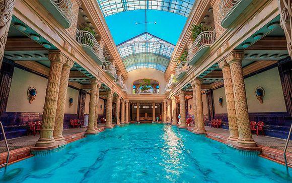 Danubius Hotel Astoria 4*
