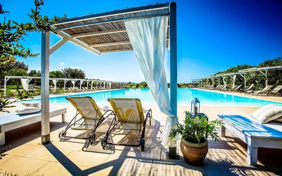 Casale del Murgese Country Resort 4*S