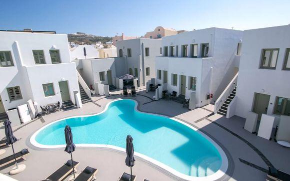 Santorini - Kallos Imar Hotel 4*