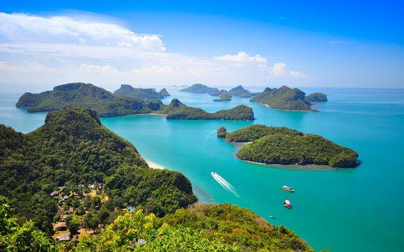 The Passage Samui Villas & Resort 5*+ Buri Rasa Village Phangan 4*