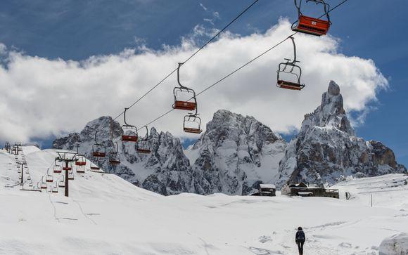 Sciare a San Martino