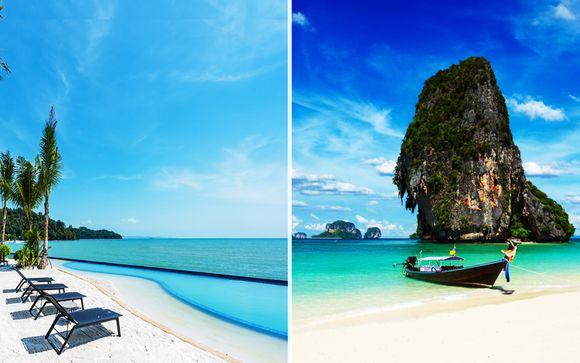 The Tide Beach Front Siray + Railay Princess Resort & Spa