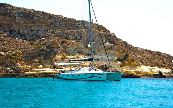 Isole Pelagie - Settimana in Catamarano