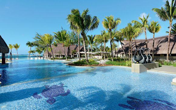 Resort 4* All Inclusive su una spiaggia paradisiaca