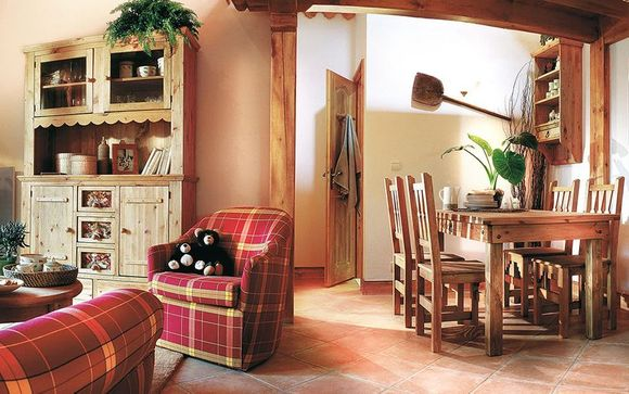 Résidence & Spa CGH Les Alpages de Champagny 4*