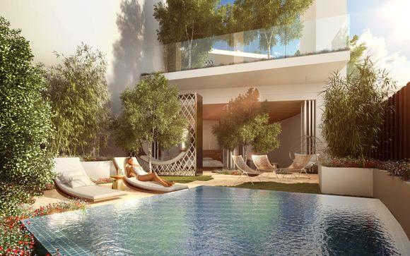 Il Five Jumeirah Village Dubai 5*