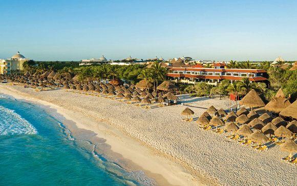 Minitour Yucatan & Iberostar Paraiso Beach 5*