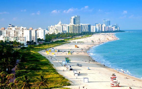 East Miami 5* con possibile crociera alle Bahamas
