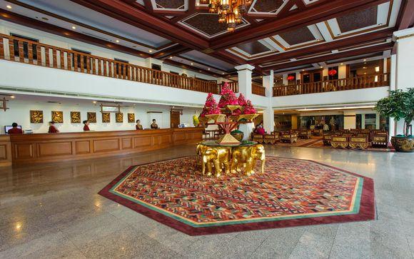 Chiang Mai - The Empress Chiang Mai Hotel 4*