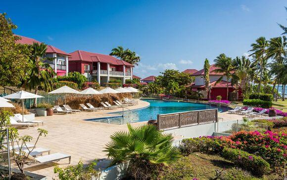 Port de France - Cap Est Lagoon Resort & Spa 4* o similare