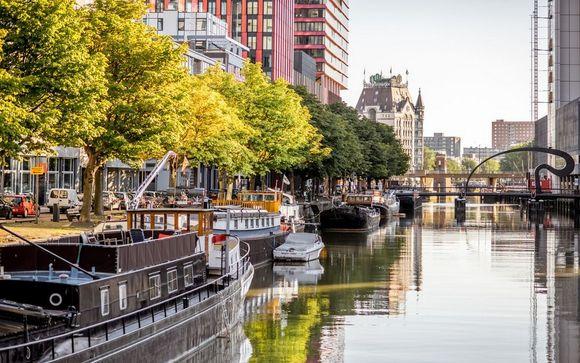 Alla scoperta di Rotterdam
