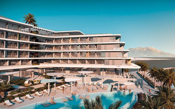 Carine Hotel Kumbor 4*