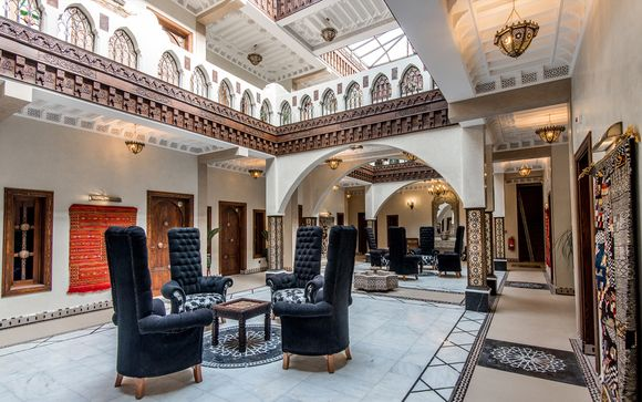 Hotel & Ryad Art Place 5* - Adults Only