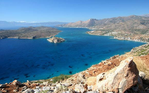 Autotour di Creta da Ovest a Est
