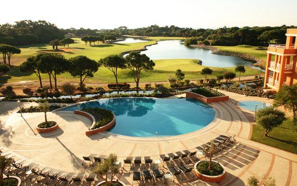 Cascais - Hotel Quinta da Marinha Resort 5*