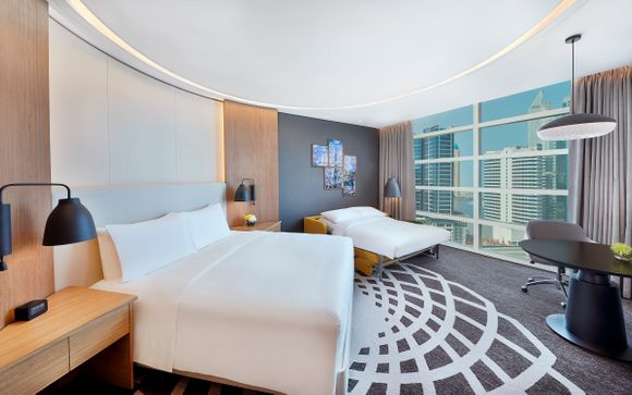Dubai - DoubleTree by Hilton Dubai – Business Bay 4*