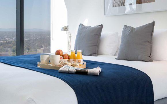 Aria Hotel Apartments 4* di Melbourne