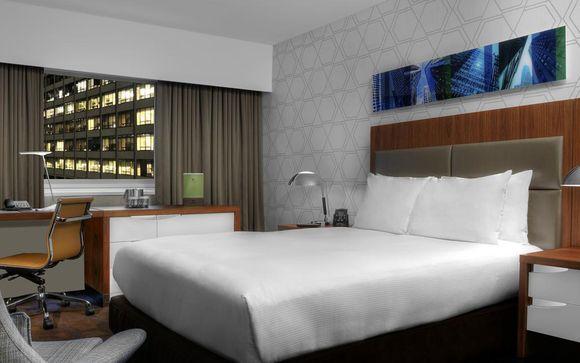 SPECIALE EPIFANIA - DoubleTree Metropolitan by Hilton 4*