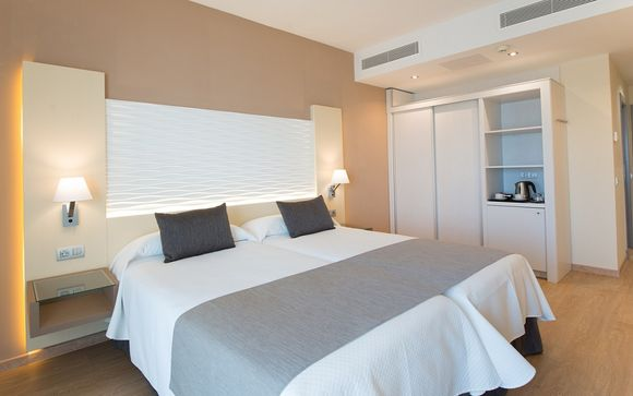Suite Hotel Playa del Ingles 4*
