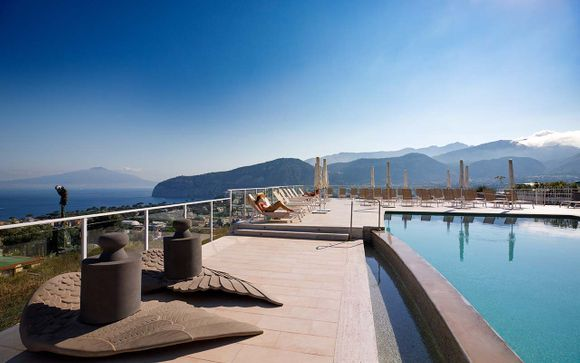 Art Hotel Gran Paradisio Sorrento 4* - Adults Only