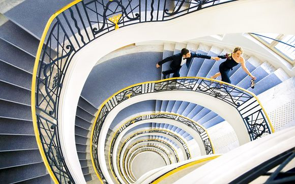 CANNES - Grand Hyatt Cannes Hotel Martinez 5*