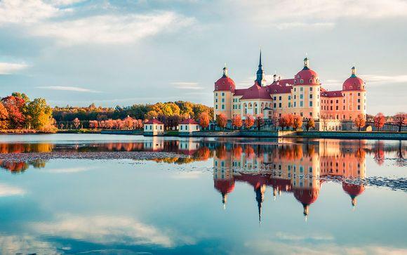 Holiday Inn Dresden - City South 4*