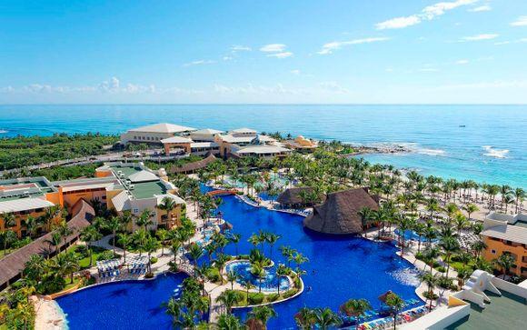 Hotel Barcelo Maya Palace 5* + Circuito Yucatan