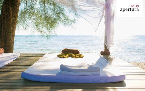 Comfort e relax in Resort immerso nella natura