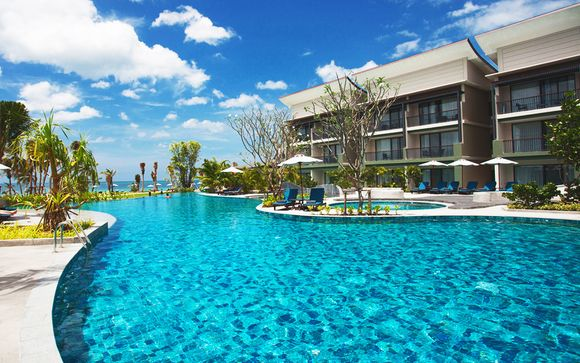 Khao Lak - Bangsak Merlin Resort 5*