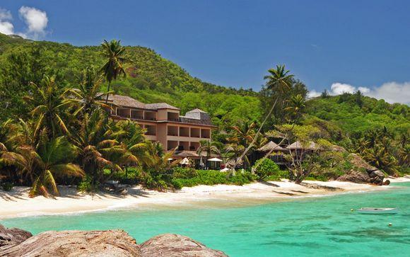 DoubleTree by Hilton Seychelles Allamanda Resort & Spa 4*