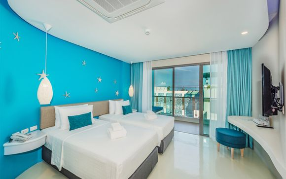 Phuket - The Tide Beachfront Siray 5*