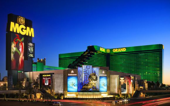 Las Vegas -MGM Grand