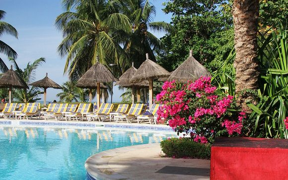 Saly - Royame Hotel 4*