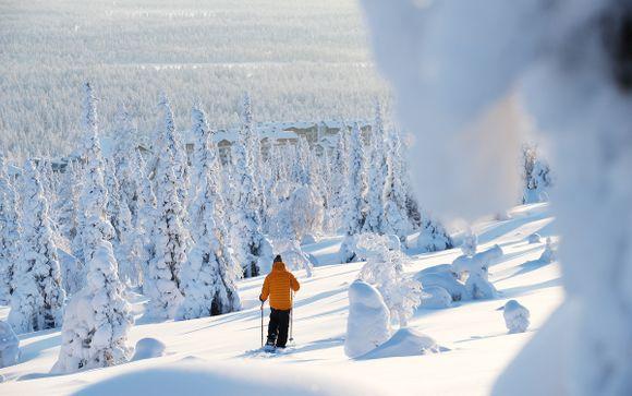 Saariselka  - Kakslauttanen Arctic Resort 4*