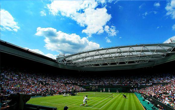 Dorsett Shepherds Bush 4* & Wimbledon Tennis Championships