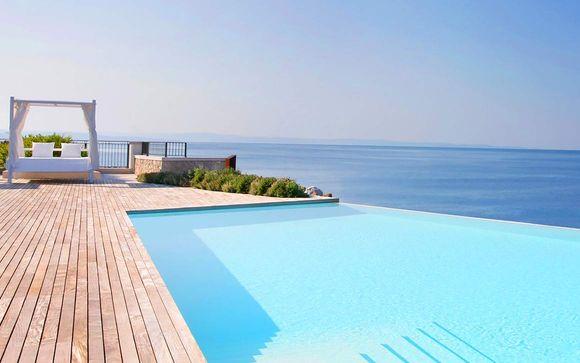 Luxury Resort 5* con spa e vista sul Golfo di Trieste